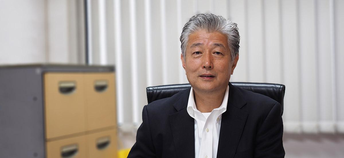 田中礼右社長